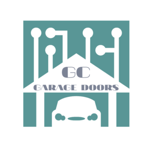 gc garage doors logo